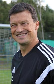 U17 Trainer Olaf Lakämper