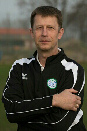 U14 Trainer Michael Arndt