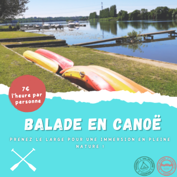 Location de canoë-kayak