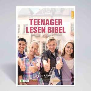 Teenager lesen Bibel (Studienkurs)