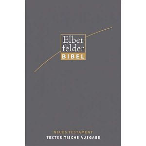 Elberfelder Bibel - NT (textkritische Ausgabe)