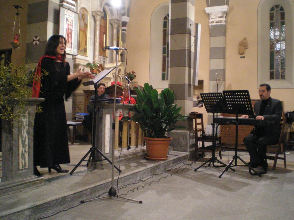 Concerto con il Soprano Ilenya Goss