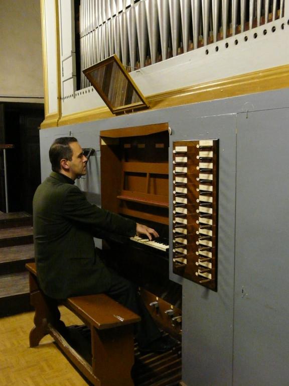 Sull'organo Collino 1844 della Chiesa S.Martino di Torre Pellice