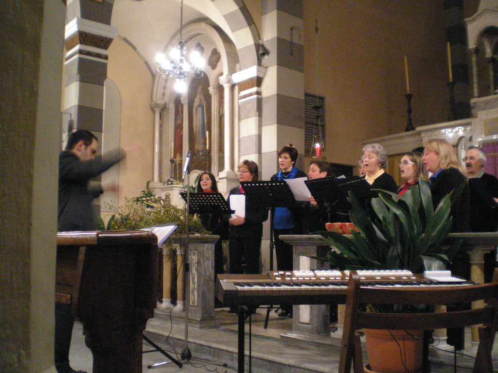 Coro Polifonico della Basilica di San Maurizio di Pinerolo