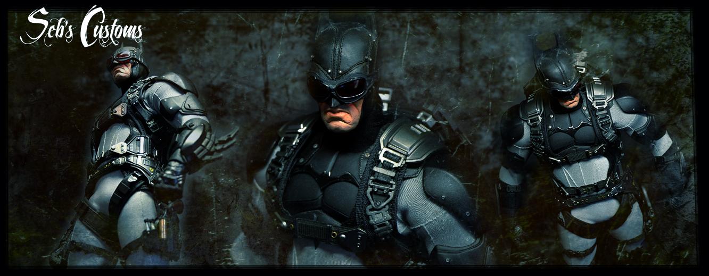 Batman Tactical Suit