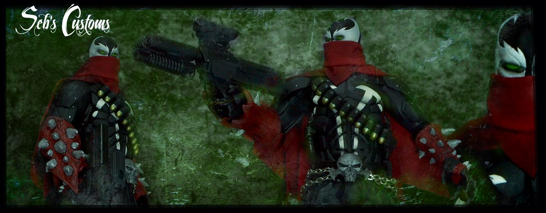 Spawn Tactical suit