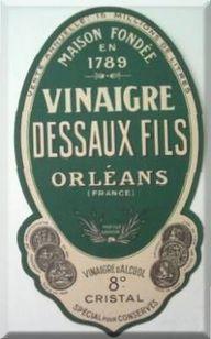 spécialités-du-Val-de-Loire-Orléans-vinaigre-produits-locaux-terroir-régionaux