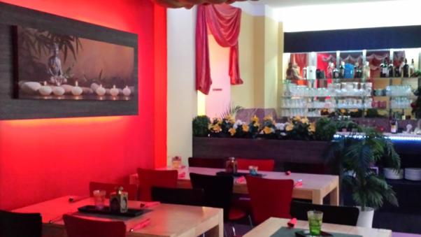 Rajmahal Förstereistr 5 Indisches Restaurant Lounge