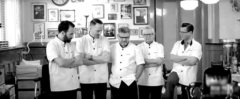 Frank, Walter, Willy, Peter, Julian
