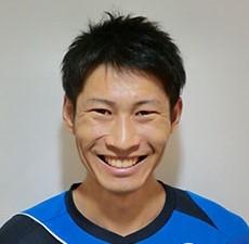 かけっこ、サッカーのコーチ 大久保翔
