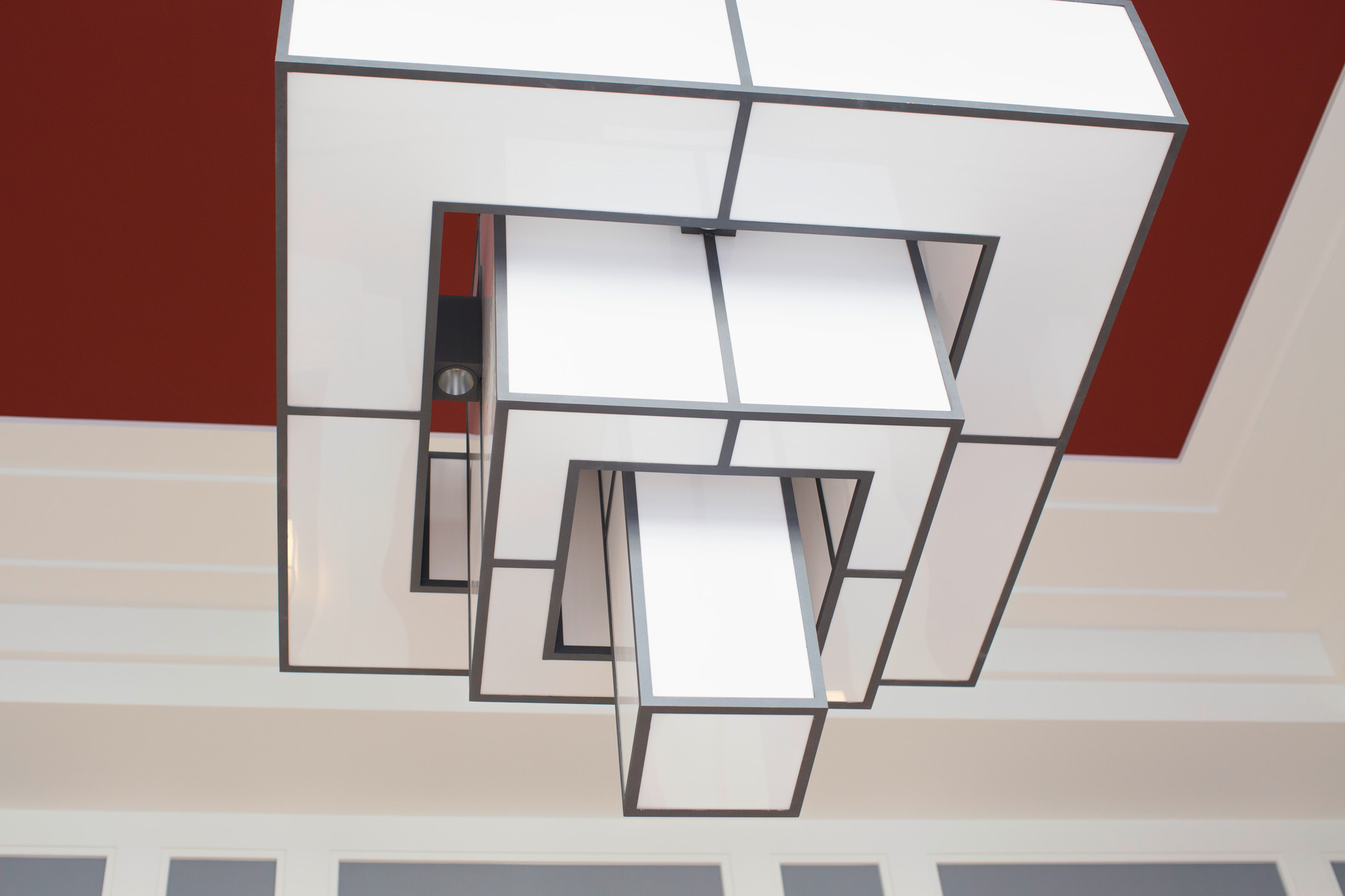 Foyer Lampe Designer