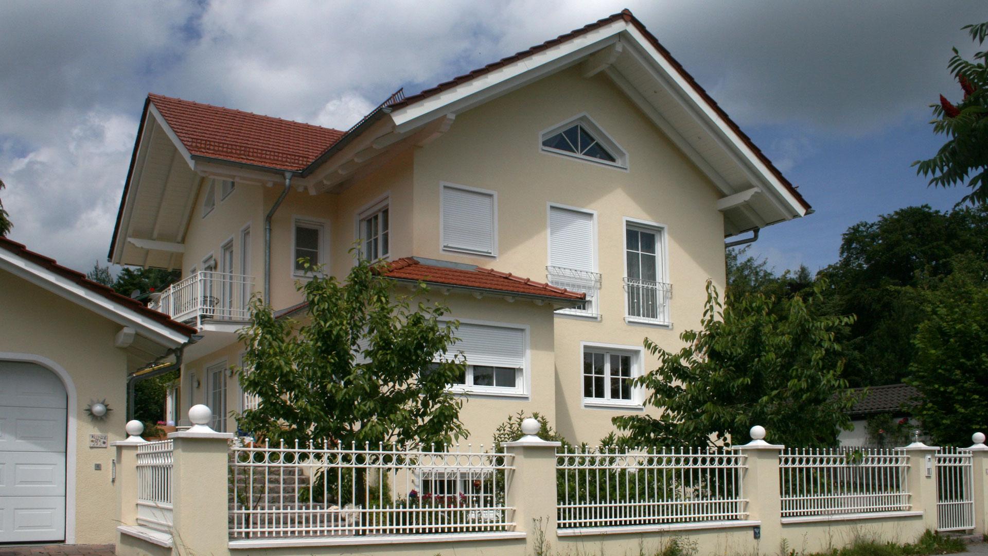 Einfamilienhaus, Tutzing