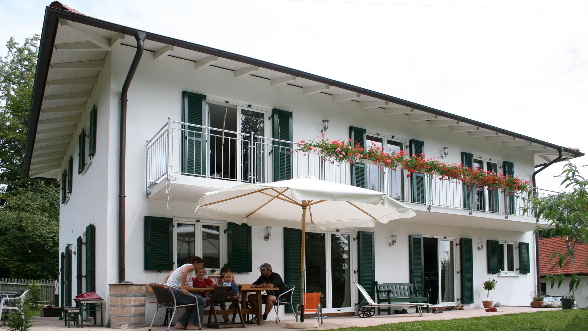 """Einfamilienhaus, Feldafing - Familie Hunoldstein: """"Alles war problemlos"""""""