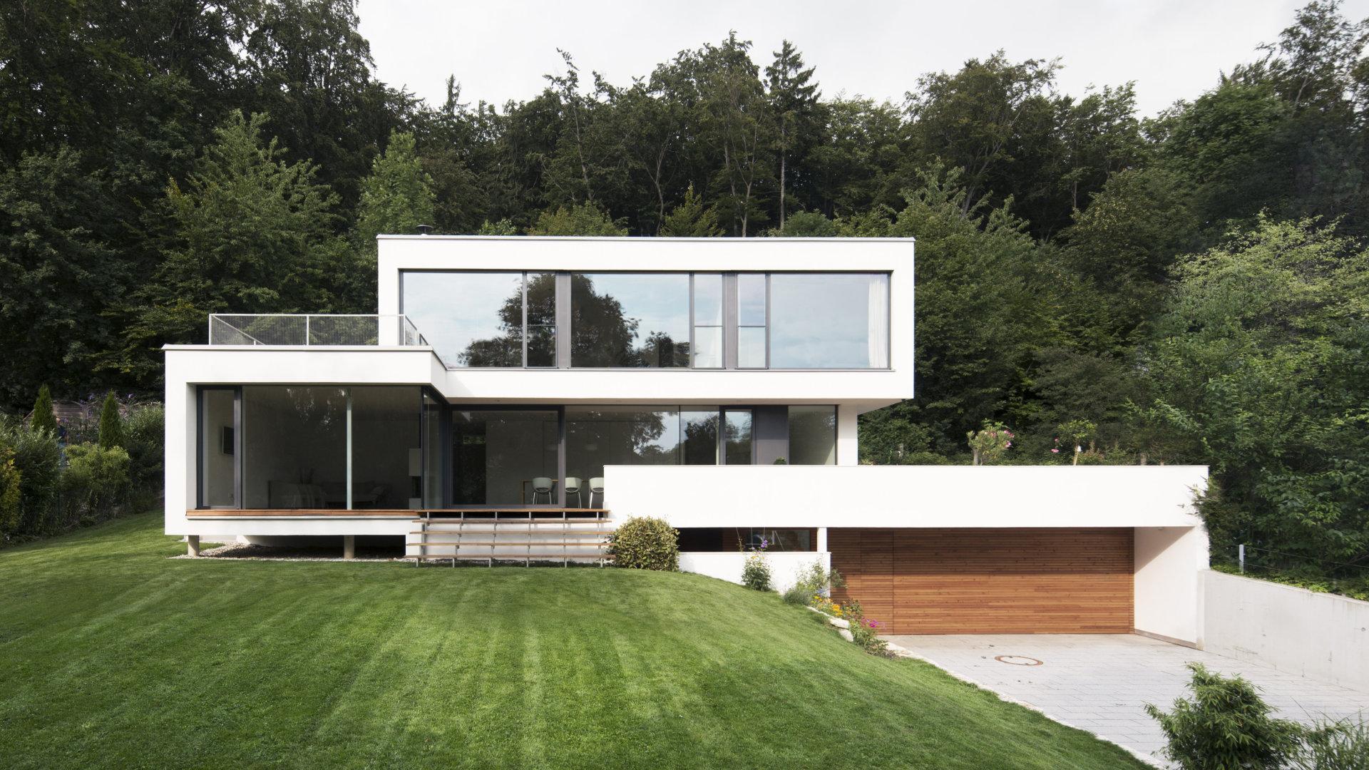 Einfamilienhaus, Wessling