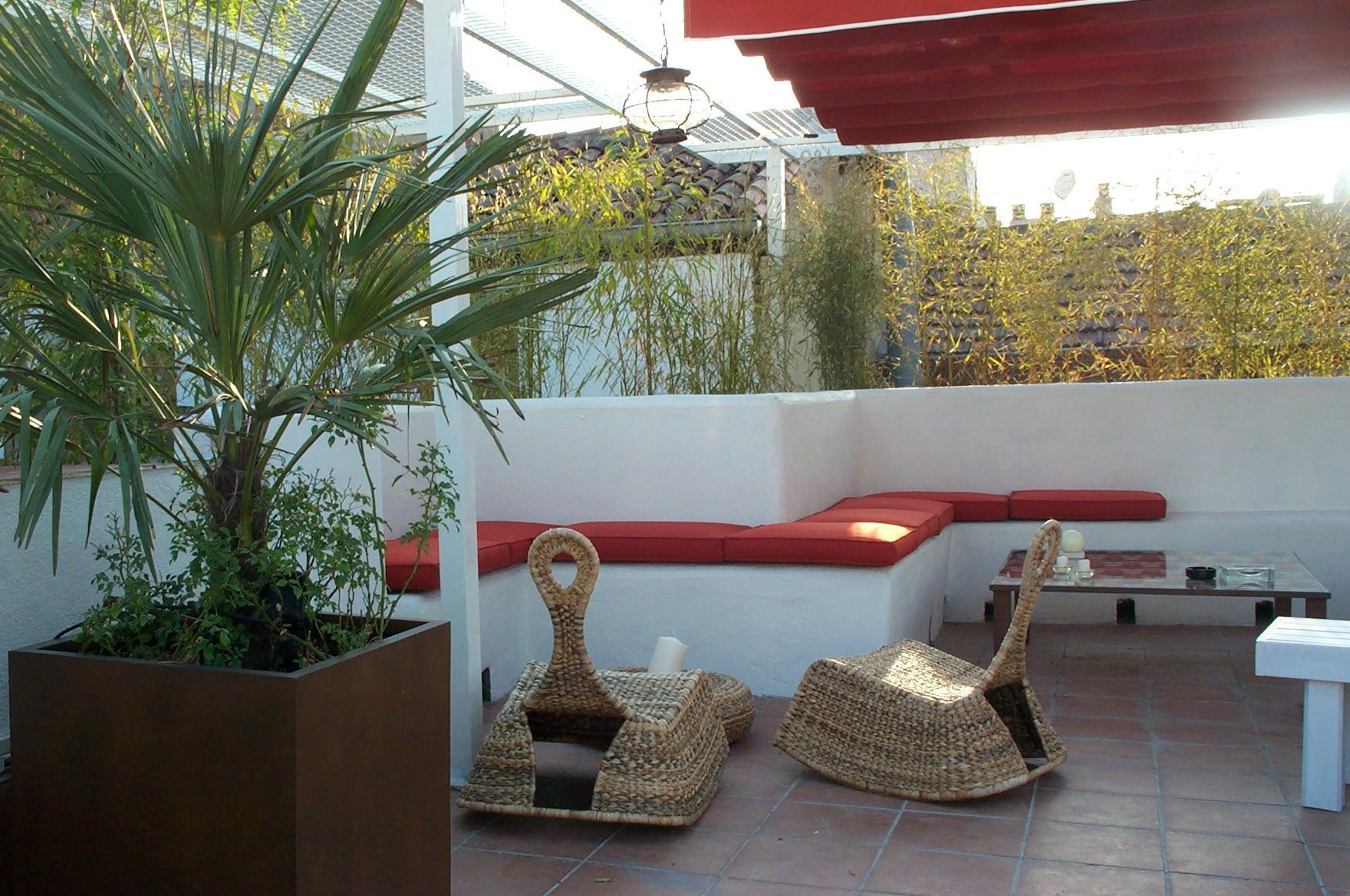 Carola Vives Paisaje Y Decoración Diseño De Jardines