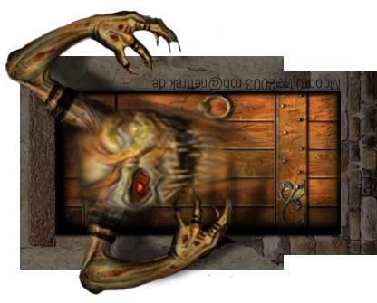 Porte Monstre