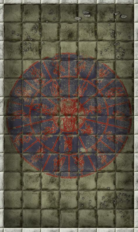 Salle des runes 2