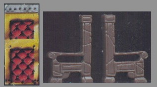 Trône Heroquest