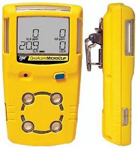 Detector de Gas.