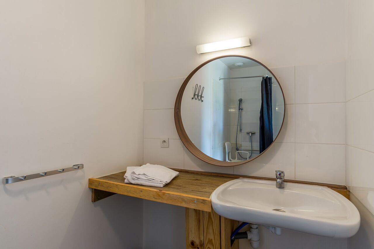 Salle de bain de la Valse accessible PMR