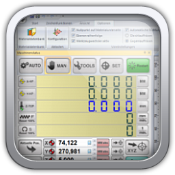 PENTA-NC Steuerungssoftware