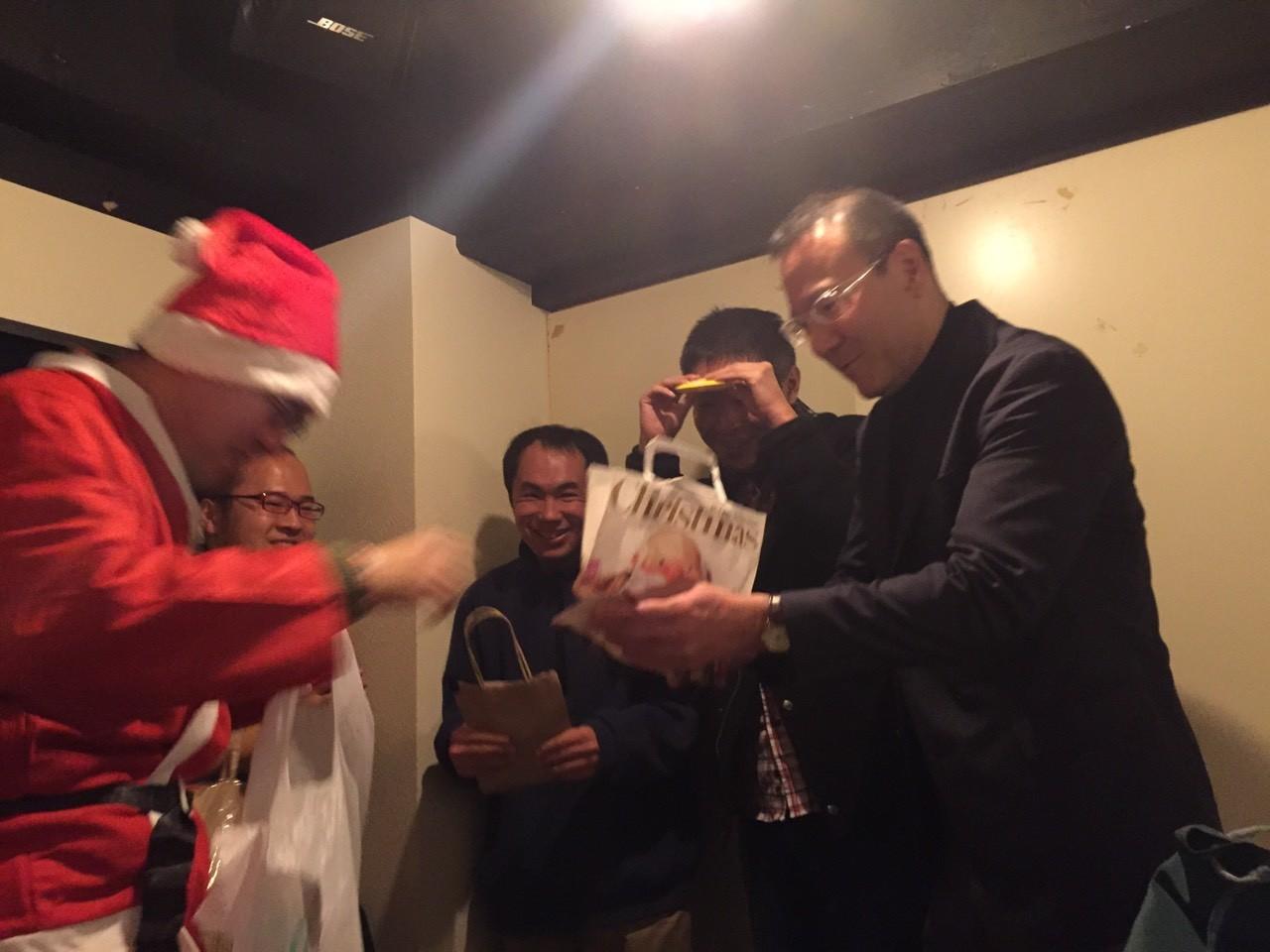 2014.12.20 クリスマス例会IN渋谷