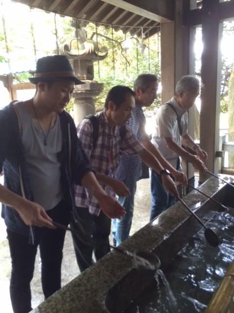 2014.9 鎌倉・江の島親睦旅行