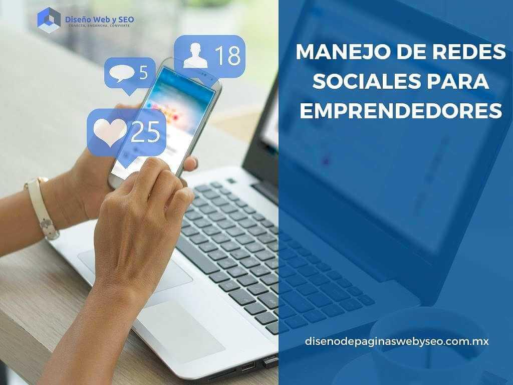 Manejo de redes sociales para emprendedores