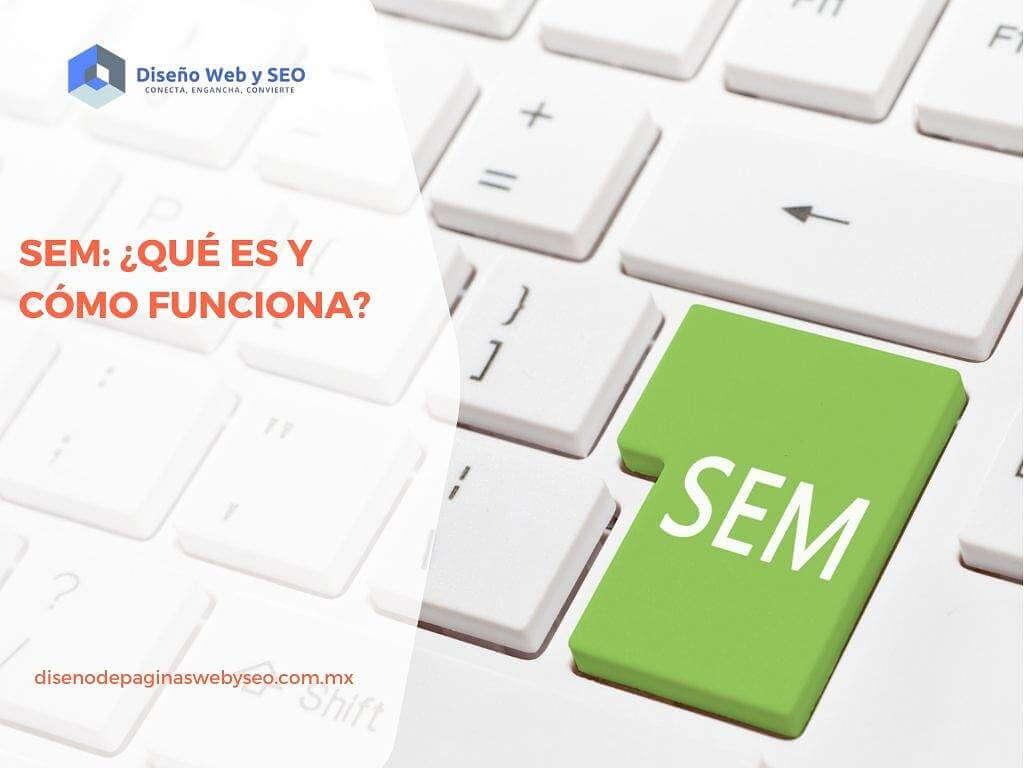 SEM: ¿Qué es y cómo funciona?