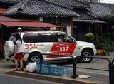 TBSラジオの車