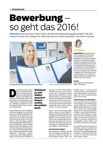 15.10.2016, Ratiopharm Arena, Neu-Ulm Vorab-Interview zum Fachkräftetag
