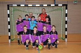 2014 E-Jugend Futsal Kreismeister