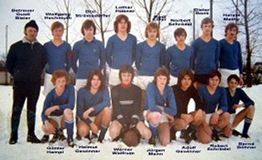 1972 - 1973 Jugendmeister