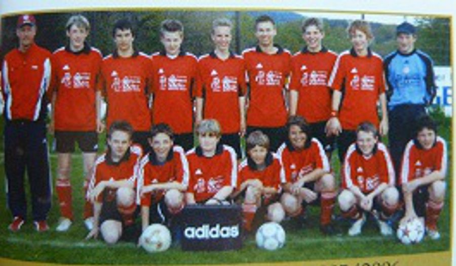2005 - 2006 C- Jugend Kreisligameister