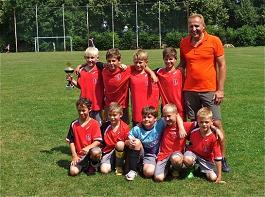 2013 E-Junioren Stadtmeister
