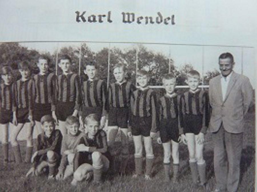 1965 - 1966 Schülermeister