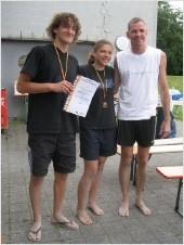 3.Platz: Patrick Kelch und Lidia Bednarek