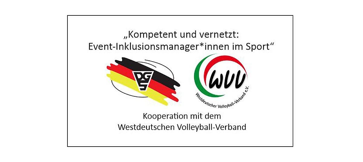 """""""Kompetent und vernetzt: Event-Inklusionsmanager*innen im Sport"""""""