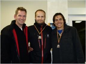 2.Platz: Tino Götting und Marko Sudy