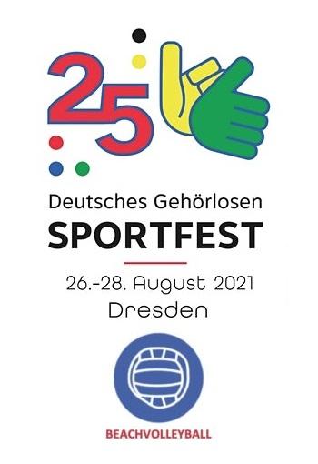 23. DG Beach-Volleyball Meisterschaften 2021 - Anmeldestand