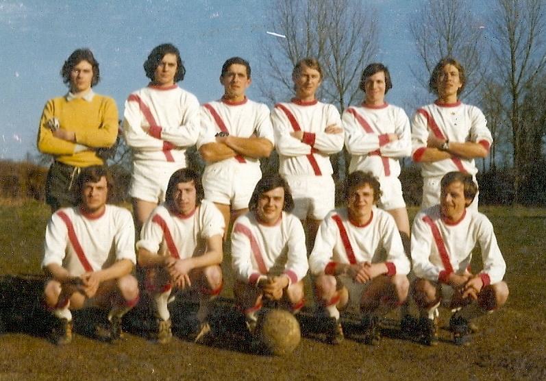 AS Allery : saison 1974-1975