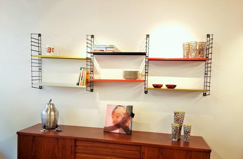 petit bureau am ricain vintage hollychine gom brocante vintage. Black Bedroom Furniture Sets. Home Design Ideas