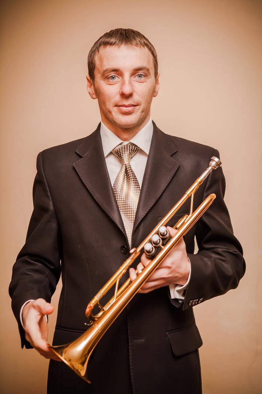 Віталій Чорноморець - викладач по класу труби.