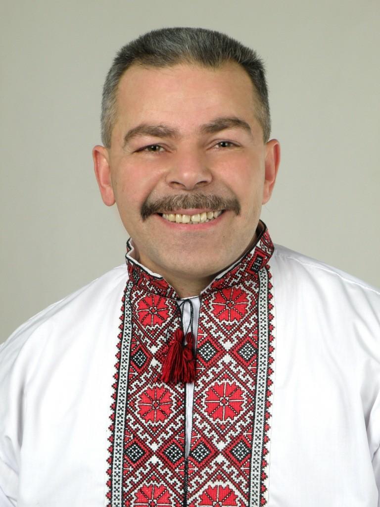 Юрій Островський - старший викладач по класу труби.