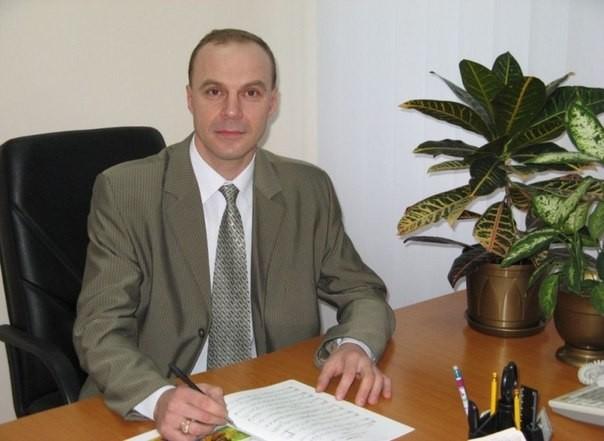 Сергій Климчик - директор Рівненської ДМШ №2, викладач вищої категорії, старший викладач по класу труби.