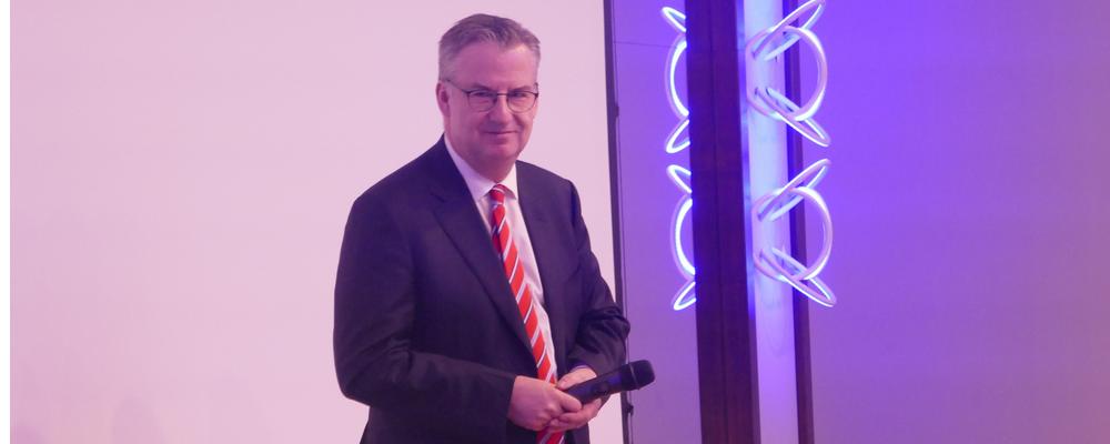 Март - Клубный вечер c Дирком Шубелем, Главой делегации Евросоюза в Беларуси