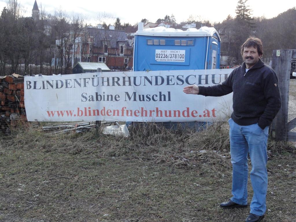 Blindenführhundeschule