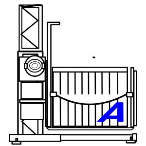 Bauaufzug 750kg