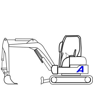 Minibagger mieten