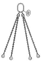 Kettengehänge